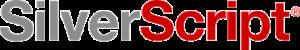 Silver Script Logo